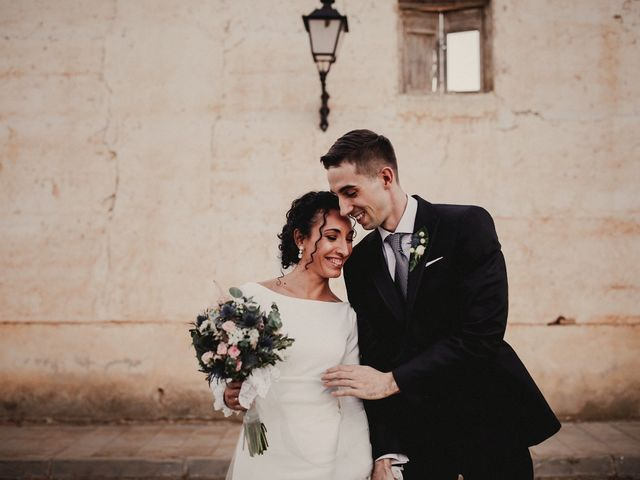 La boda de Jorge y Alba en Puertollano, Ciudad Real 54