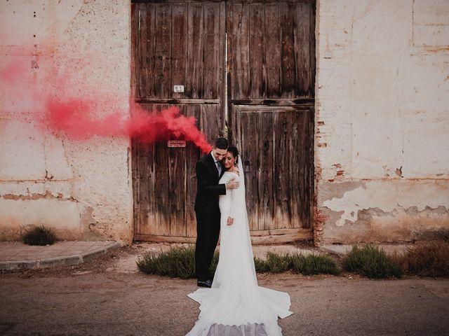 La boda de Jorge y Alba en Puertollano, Ciudad Real 64
