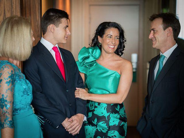 La boda de Chema y Sara en Algete, Madrid 10