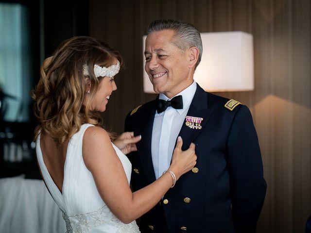 La boda de Chema y Sara en Algete, Madrid 45