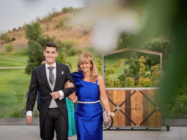 La boda de Chema y Sara en Algete, Madrid 61