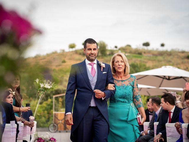 La boda de Chema y Sara en Algete, Madrid 62