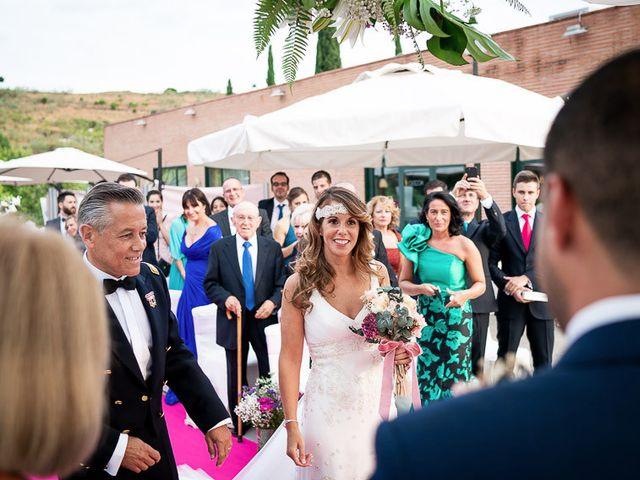 La boda de Chema y Sara en Algete, Madrid 66