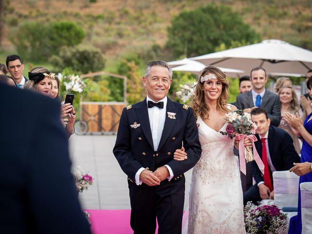 La boda de Chema y Sara en Algete, Madrid 67