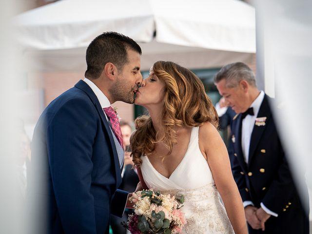La boda de Chema y Sara en Algete, Madrid 68