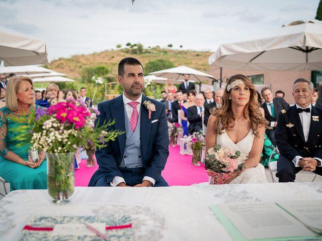 La boda de Chema y Sara en Algete, Madrid 69