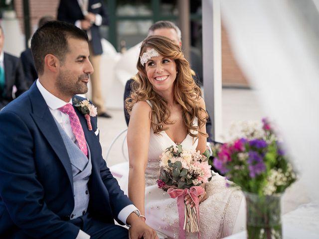 La boda de Chema y Sara en Algete, Madrid 73