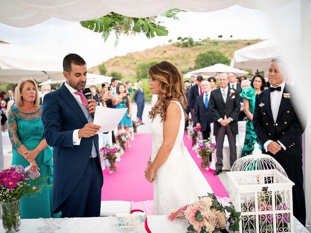 La boda de Chema y Sara en Algete, Madrid 75