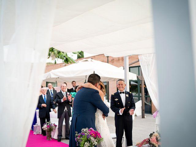 La boda de Chema y Sara en Algete, Madrid 77