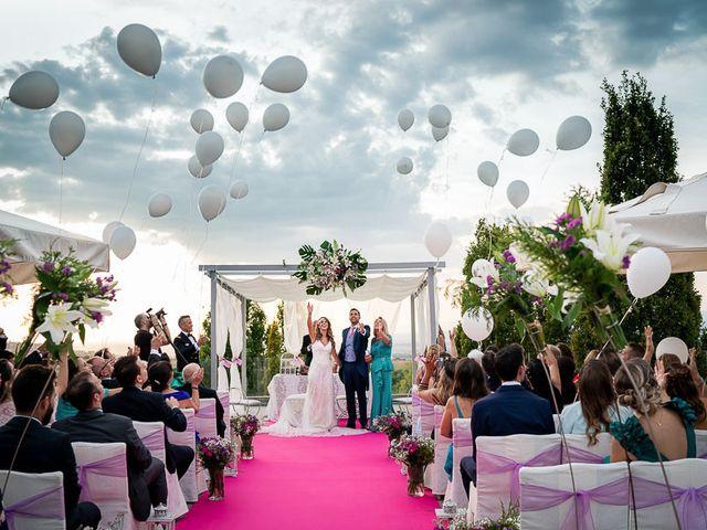 La boda de Chema y Sara en Algete, Madrid 78