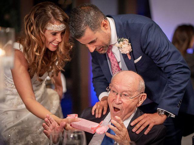 La boda de Chema y Sara en Algete, Madrid 100