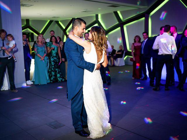 La boda de Chema y Sara en Algete, Madrid 103