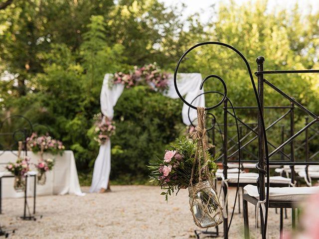 La boda de Enrique y Raquel en Fresno De Torote, Madrid 4