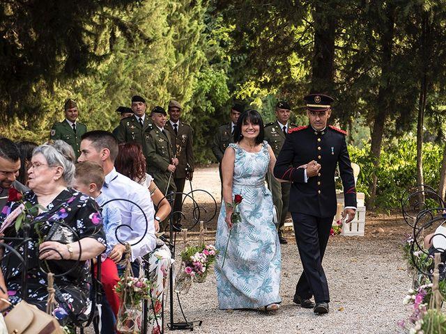 La boda de Enrique y Raquel en Fresno De Torote, Madrid 5