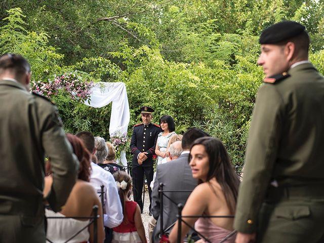 La boda de Enrique y Raquel en Fresno De Torote, Madrid 6