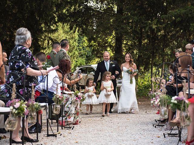 La boda de Enrique y Raquel en Fresno De Torote, Madrid 7