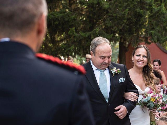 La boda de Enrique y Raquel en Fresno De Torote, Madrid 8