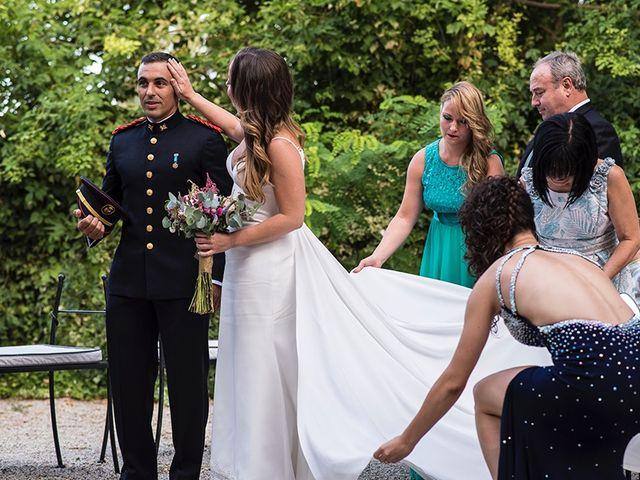 La boda de Enrique y Raquel en Fresno De Torote, Madrid 9