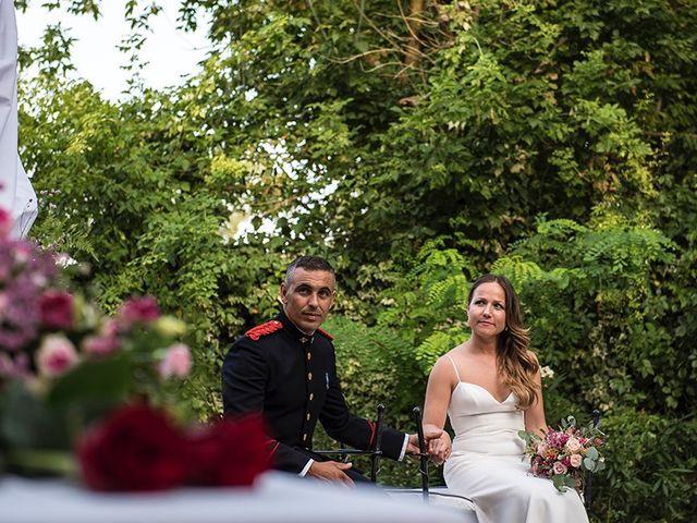 La boda de Enrique y Raquel en Fresno De Torote, Madrid 11