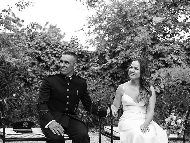 La boda de Enrique y Raquel en Fresno De Torote, Madrid 14