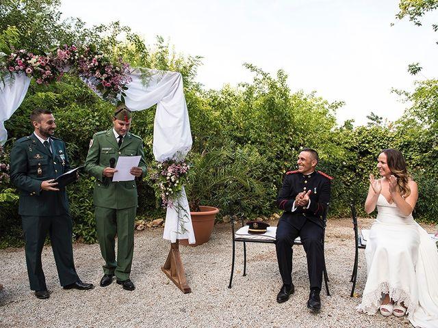 La boda de Enrique y Raquel en Fresno De Torote, Madrid 15