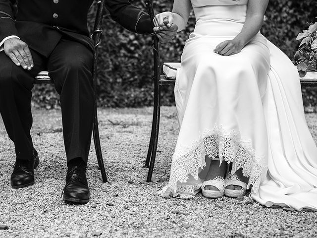 La boda de Enrique y Raquel en Fresno De Torote, Madrid 16
