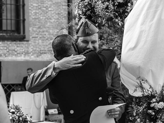 La boda de Enrique y Raquel en Fresno De Torote, Madrid 17