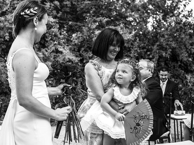 La boda de Enrique y Raquel en Fresno De Torote, Madrid 19