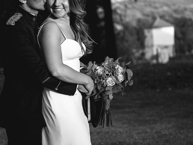 La boda de Enrique y Raquel en Fresno De Torote, Madrid 26