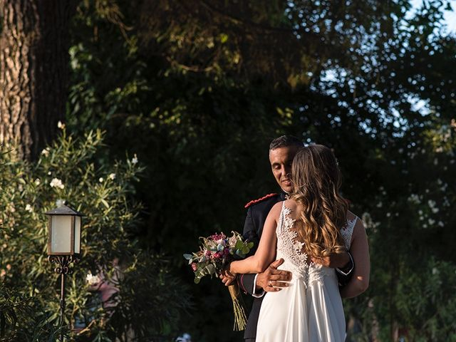 La boda de Enrique y Raquel en Fresno De Torote, Madrid 27