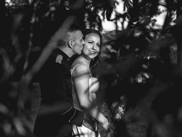 La boda de Enrique y Raquel en Fresno De Torote, Madrid 28