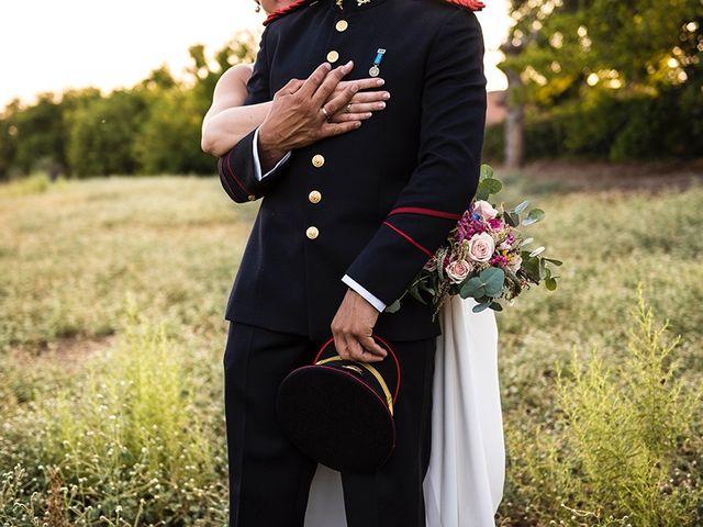 La boda de Enrique y Raquel en Fresno De Torote, Madrid 30