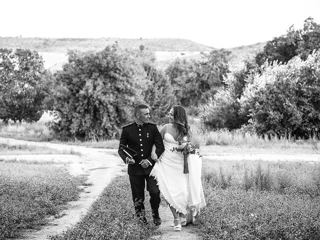 La boda de Enrique y Raquel en Fresno De Torote, Madrid 31