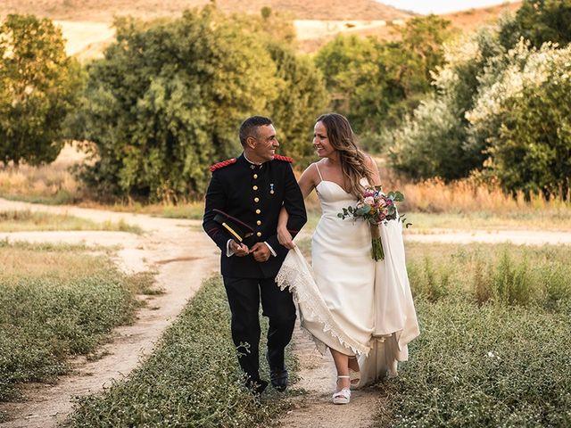 La boda de Enrique y Raquel en Fresno De Torote, Madrid 32
