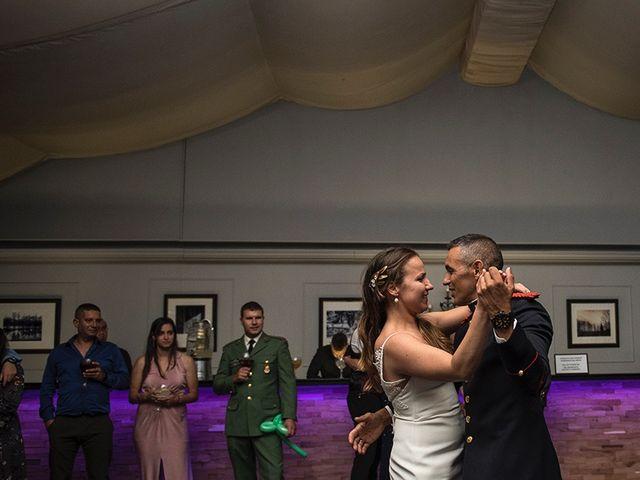 La boda de Enrique y Raquel en Fresno De Torote, Madrid 36