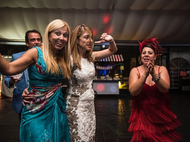 La boda de Enrique y Raquel en Fresno De Torote, Madrid 39