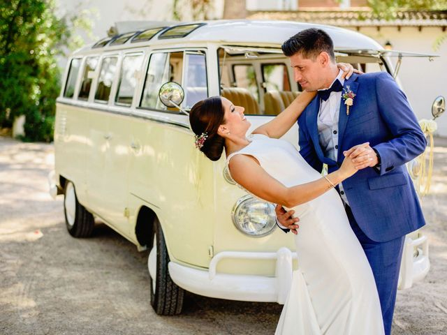 La boda de Rubén y Sheila en Massarrojos, Valencia 3