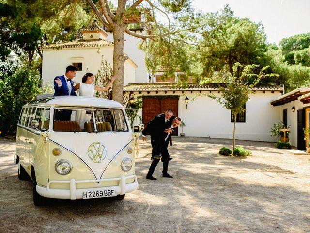La boda de Rubén y Sheila en Massarrojos, Valencia 6