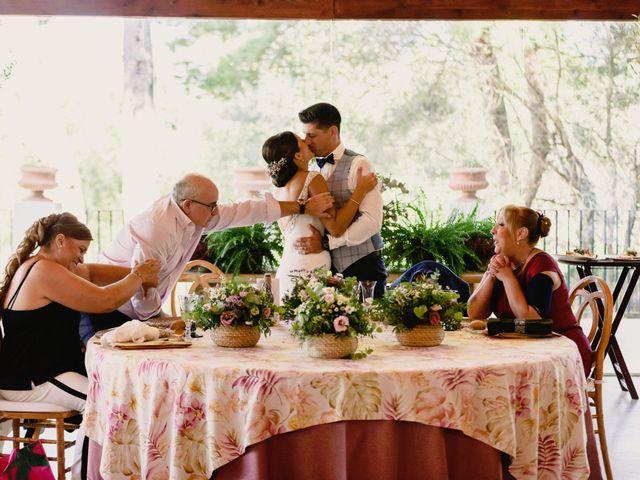 La boda de Rubén y Sheila en Massarrojos, Valencia 9