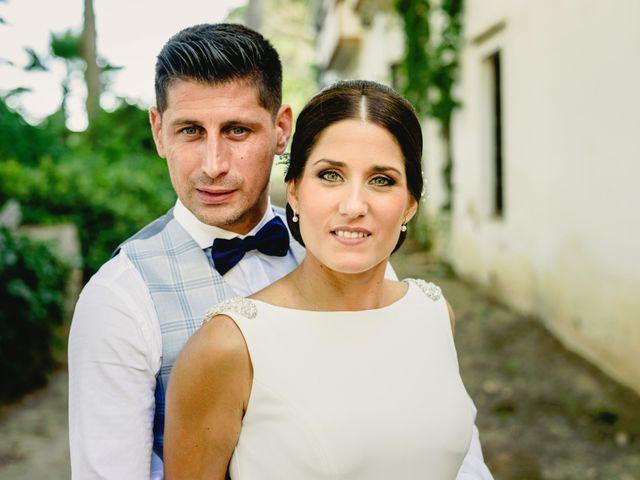 La boda de Rubén y Sheila en Massarrojos, Valencia 22
