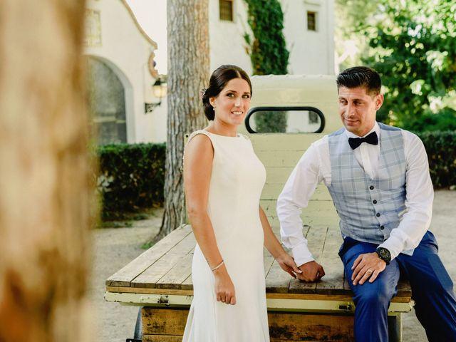 La boda de Rubén y Sheila en Massarrojos, Valencia 28