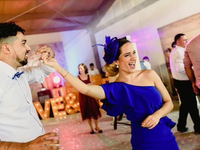 La boda de Rubén y Sheila en Massarrojos, Valencia 30