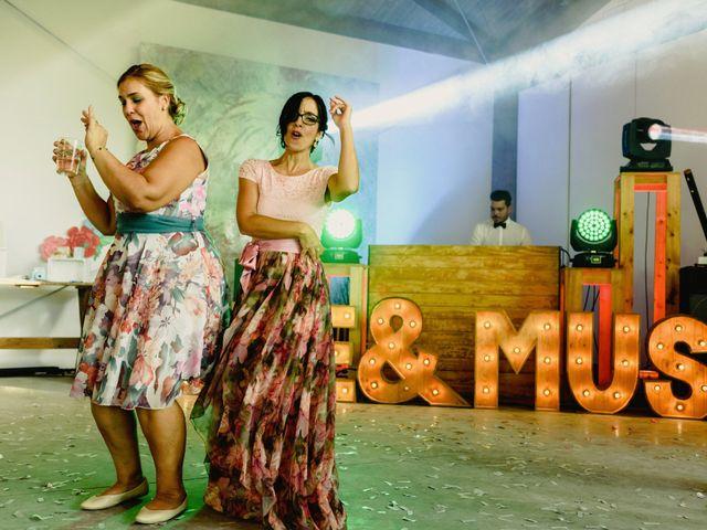 La boda de Rubén y Sheila en Massarrojos, Valencia 31