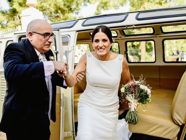 La boda de Rubén y Sheila en Massarrojos, Valencia 37