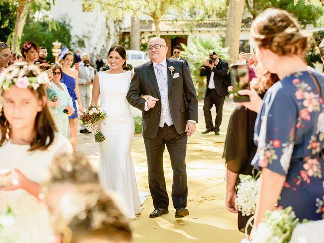 La boda de Rubén y Sheila en Massarrojos, Valencia 38