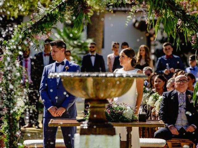 La boda de Rubén y Sheila en Massarrojos, Valencia 40