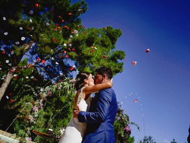 La boda de Rubén y Sheila en Massarrojos, Valencia 42