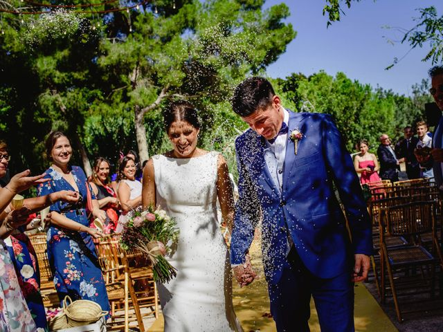 La boda de Rubén y Sheila en Massarrojos, Valencia 43