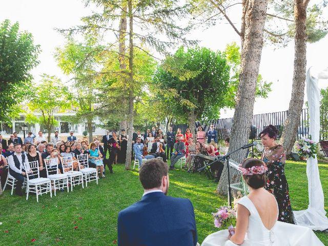 La boda de Alejandro y Ana en Albacete, Albacete 1