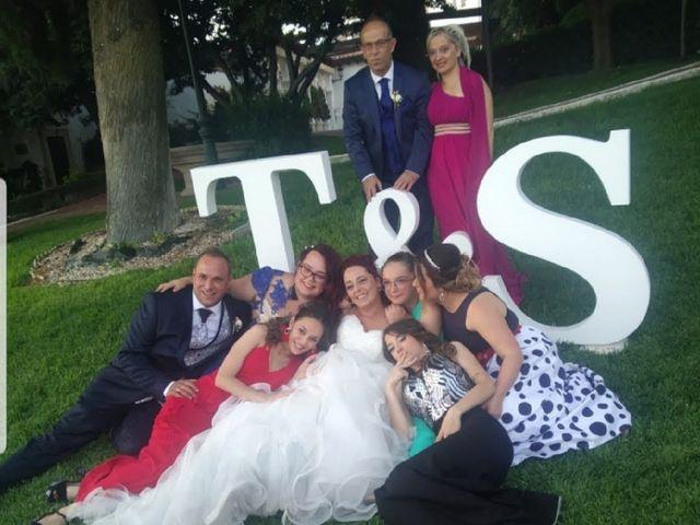 La boda de Tamara y Santi